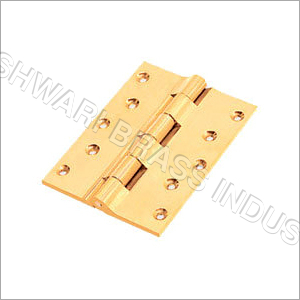 Brass Railway Hinges SS Finish
