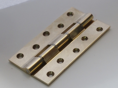 Brass Railway Washer Hinges