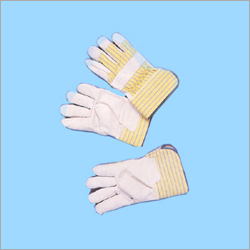 Industrial Leather Canadian Gloves