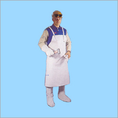 Industrial Safety Leather Aprons