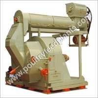 Horizontal Type Pellet Machine