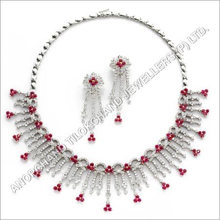 Gemstone Necklace Sets
