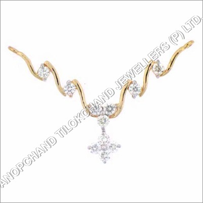 Diamond Necklace Pendants