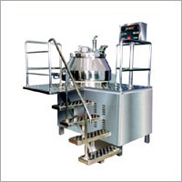 Used Rapid Mixer Granulator