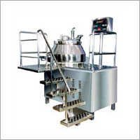 Used Rapid Mixer Granulator