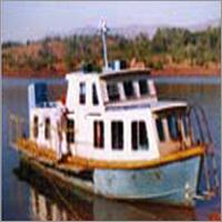 Marine House Boat