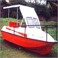 Marine Rowing Boat