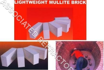 Light Weight Mullite Bricks