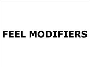 Feel Modifiers