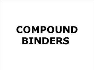 Compound Binders