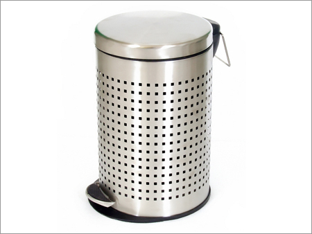 Perforated Pedal Dustbin