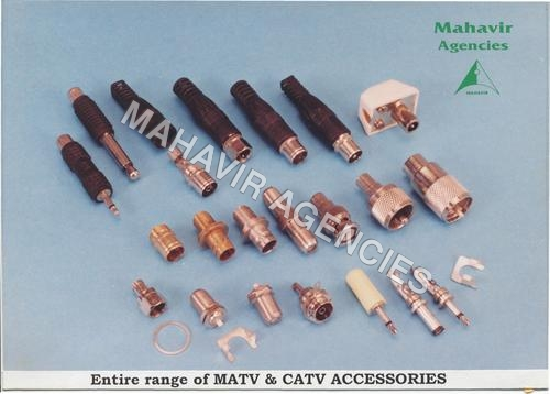 Brass RF Connectors, Brass ELectronic Connectors