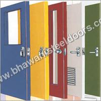 Hollow Metal Steel Doors