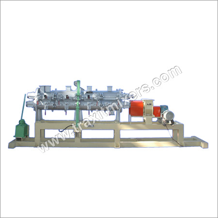 Industrial Continuous Kneader