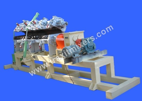 Continuous Chemical Kneader