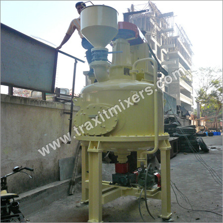 Industrial Disperser Machine