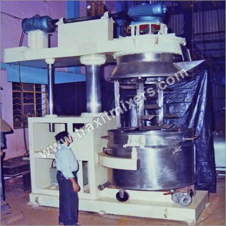Industrial Double Planetary Mixer