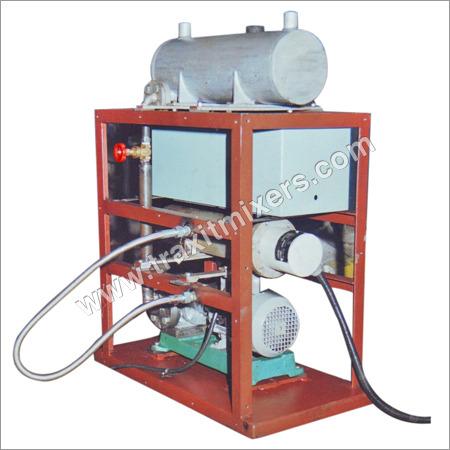 Industrial Hot Oil Generator