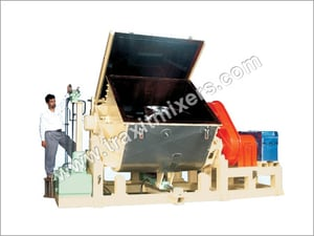 Industrial Heavy Duty Sigma Mixer