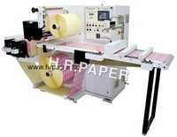 Label Inspection cum Slitting Machine