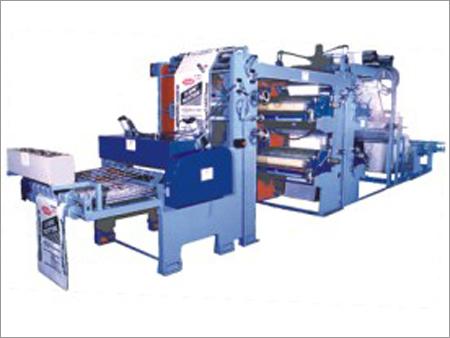 Flexographic Printing, Gusseting Cum