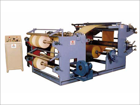 Slitting Rewinding with Flexo Printing Machine