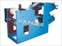 Slitting & Rewinding Machine With 2 Colour