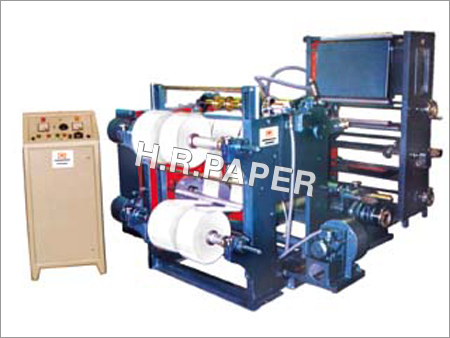 Slitting & Rewinding Machine with 1 Colour