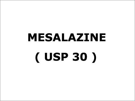 Mesalazine (USP 30)