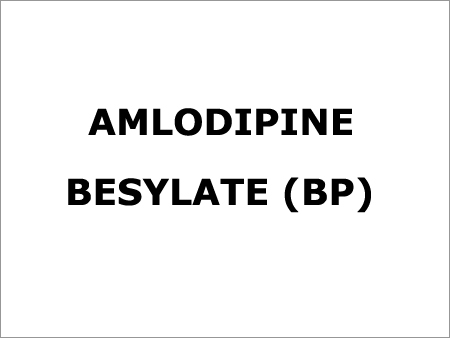 Amlodipine Besylate (BP)