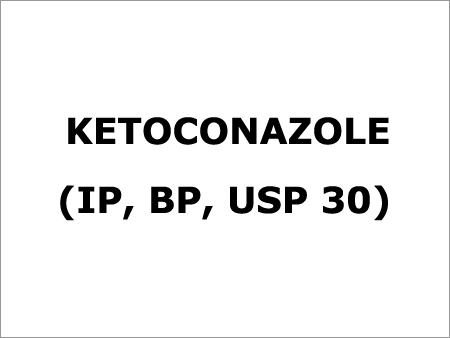 Ketoconazole (IP, BP, USP 30)