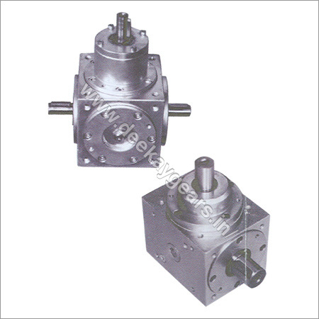 Industrial Right Angle Gearboxes