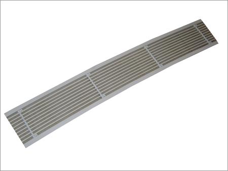Aluminium Curved Grill