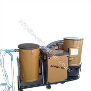 Industrial Central Vacuum Cleaners