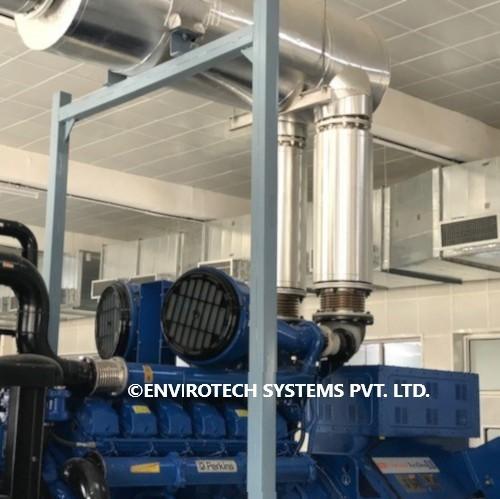 Diesel Generator Room Acoustic