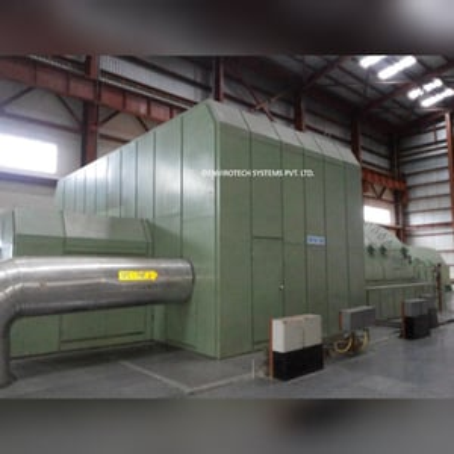 Acoustic Enclosure for Turbine