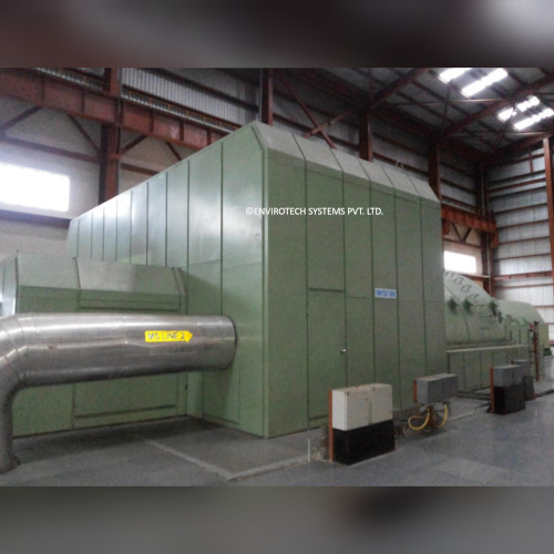 Acoustic Enclosure for Turbine
