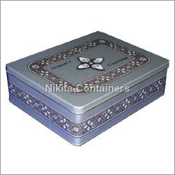 Rectangular Shaped Containers