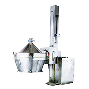 Bowl Lifting Tilting Device