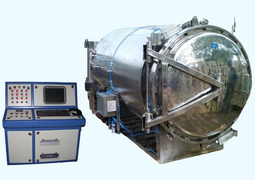 Batch Steam Sterilizer Cylindrical
