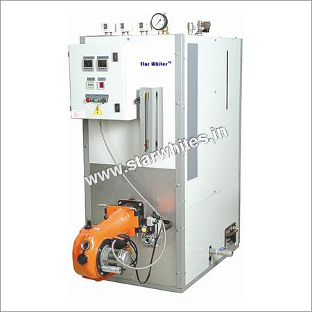 Shell Type Boiler