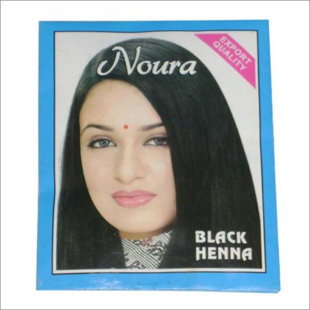 Noura Hair Color (Black Henna)