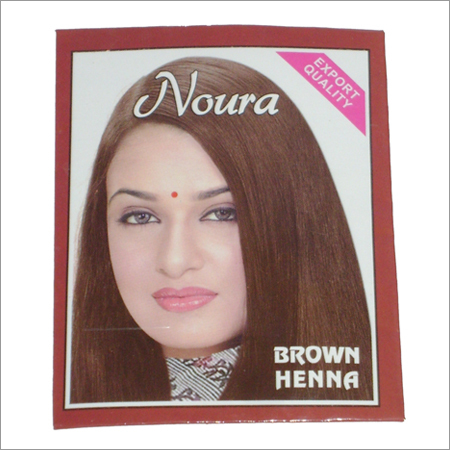 Noura Brown Henna (Hair Color)