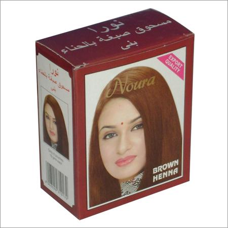 Noura Hair Color (Brown Henna)