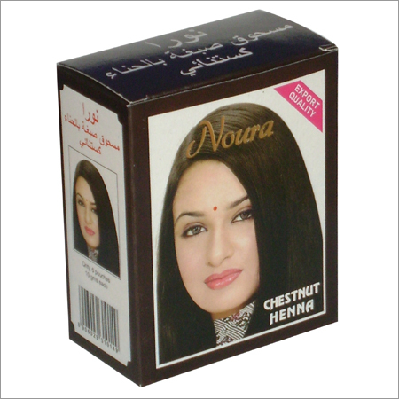 Noura Hair Color (Chestnut Henna)