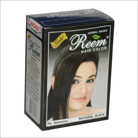 Reem Natural Black (Hair Color)