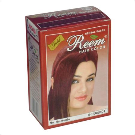 Reem Hair Color (Burgundy)