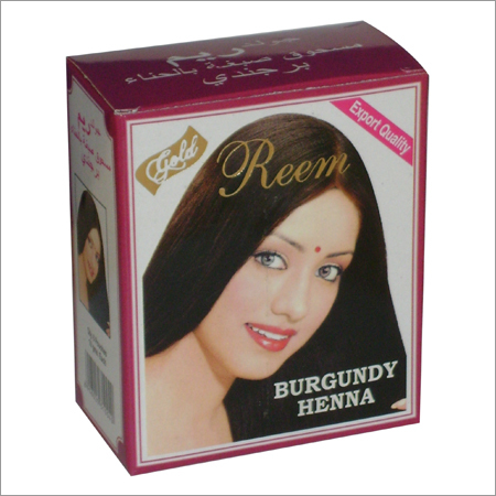 Reem Hair Color (Burgundy Henna)