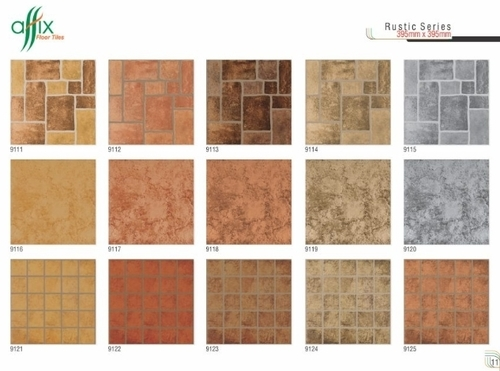 395mm x 395mm Ceramic Digital Floor Tiles