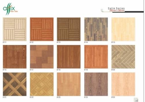395mm x 395mm Ceramic Digital Floor Tiles